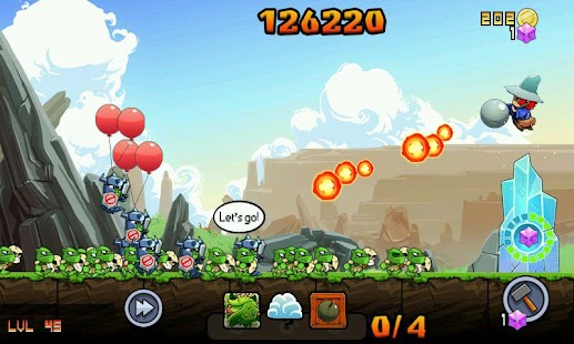 Goblins Rush Screenshot 1