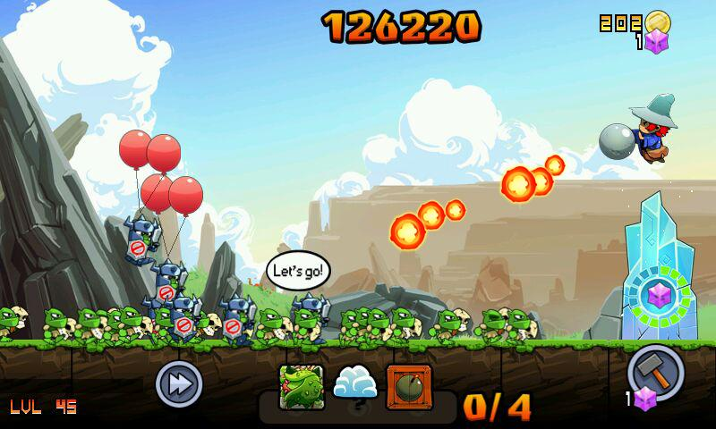Goblins Rush- screenshot