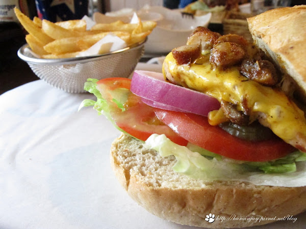 BurgerJoint 7分SO美式廚房-華美店