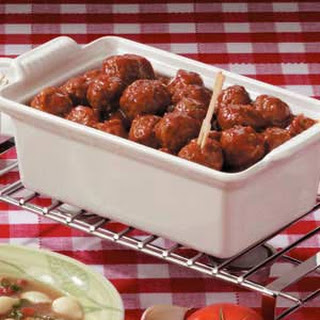 Spicy Meatball Appetizer Recipes.