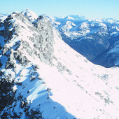 Snow Mountain Live Wallpaper