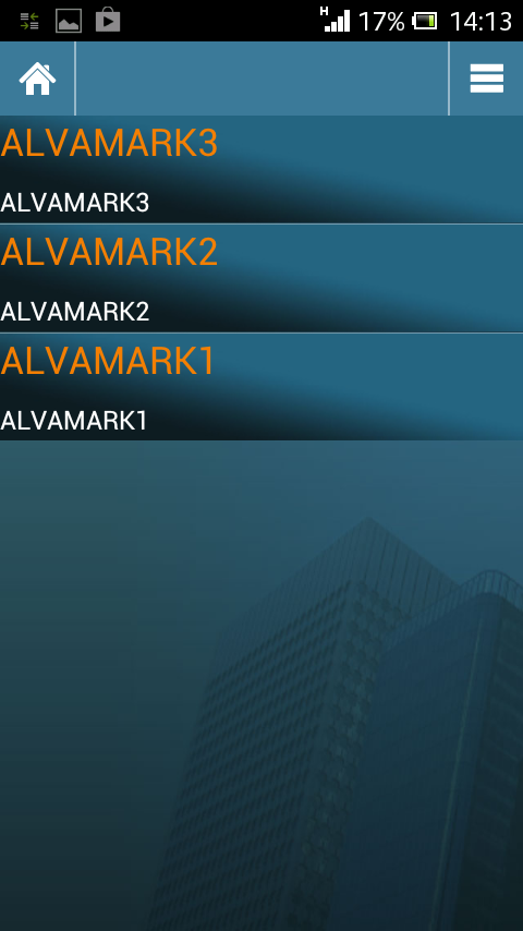 ALVAMARK - TRADEMARK - screenshot