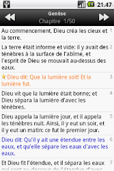 La Sainte Bible, Louis Segond APK Download – Free Books & Reference APP for Android 3
