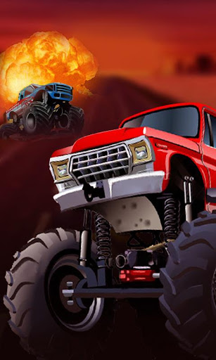 Monster Truck race