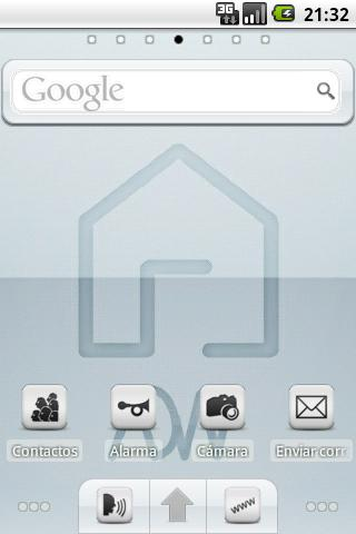 ADWTheme White (donate) - screenshot