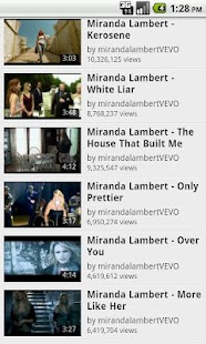 Miranda Lambert Fan App - screenshot thumbnail