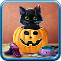 Cute Halloween Live Wallpaper icon
