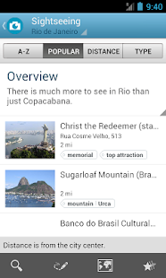 Brazil Travel Guide by Triposo- screenshot thumbnail