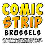 Brussels - Comic Strips