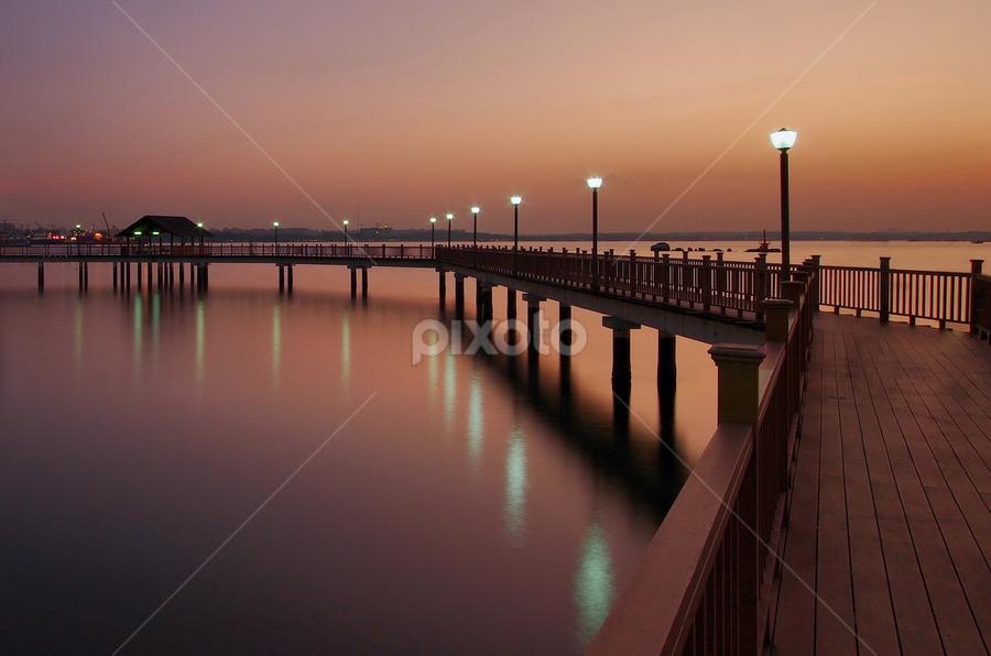 by Ken Goh - Buildings & Architecture Bridges & Suspended Structures (  )