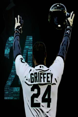 Ken Griffey Jr. Live Wallpaper - screenshot