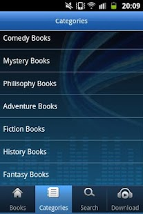Classic Audiobooks - screenshot thumbnail