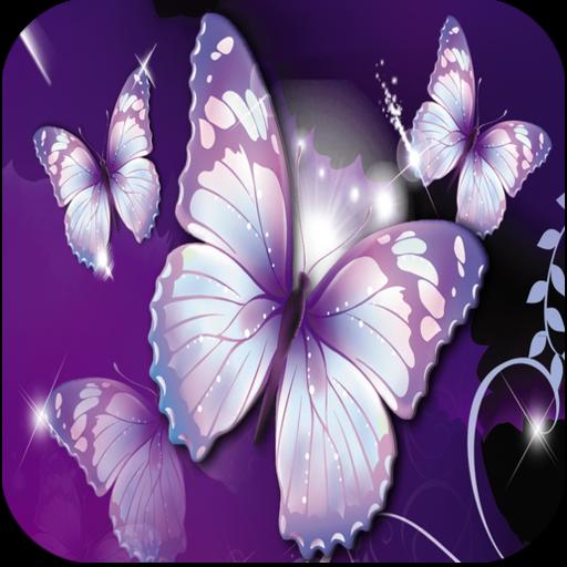 Butterfly Wallpapers HD 娛樂 App LOGO-硬是要APP