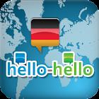Hello-Hello Alemán (Teléfono) icon