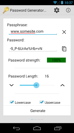 Password Generator Pro