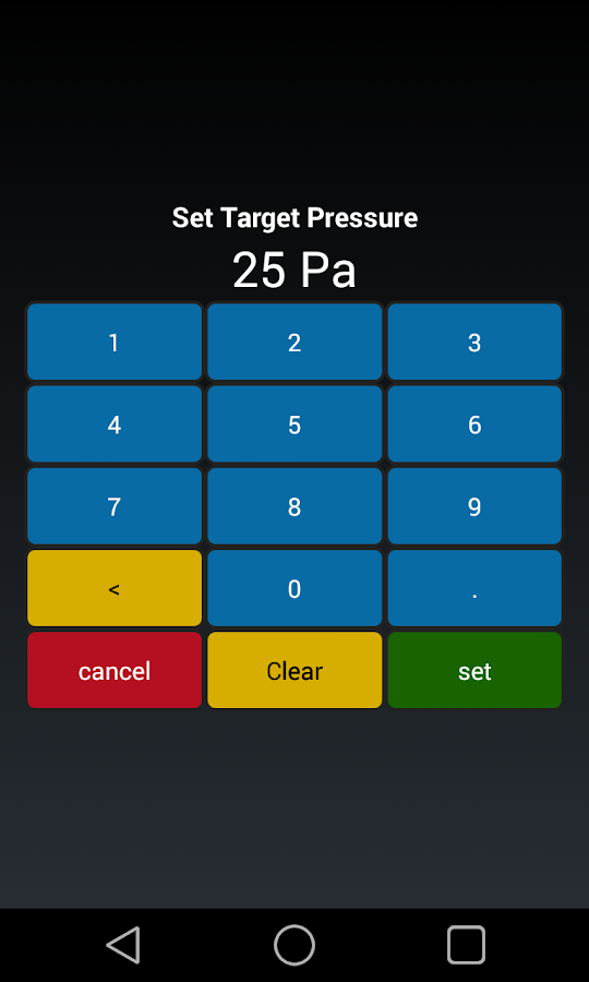 GaugeRemote- screenshot