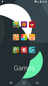Easy Elipse - icon pack screenshot 20