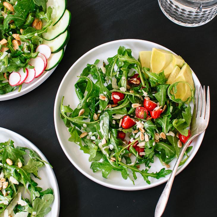 The Little Green Salad Recipe