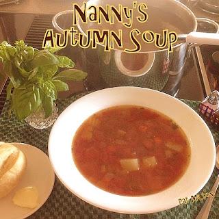 Nanny's Autumn Soup