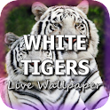THE WHITE TIGERS logo