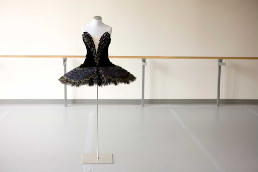 Odile tut from Swan Lake (1999) designed by Santo Loquasto