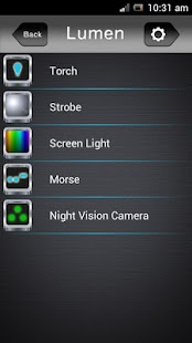 Lumen - LED Torch HD - screenshot thumbnail