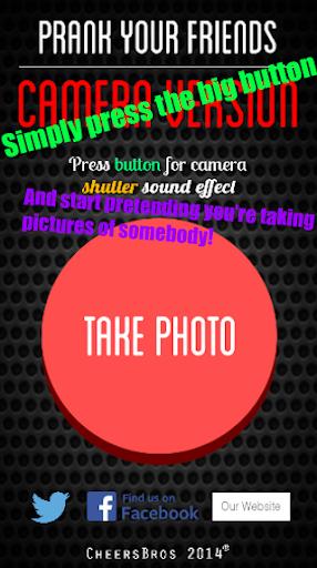 Camera Sound Prank App