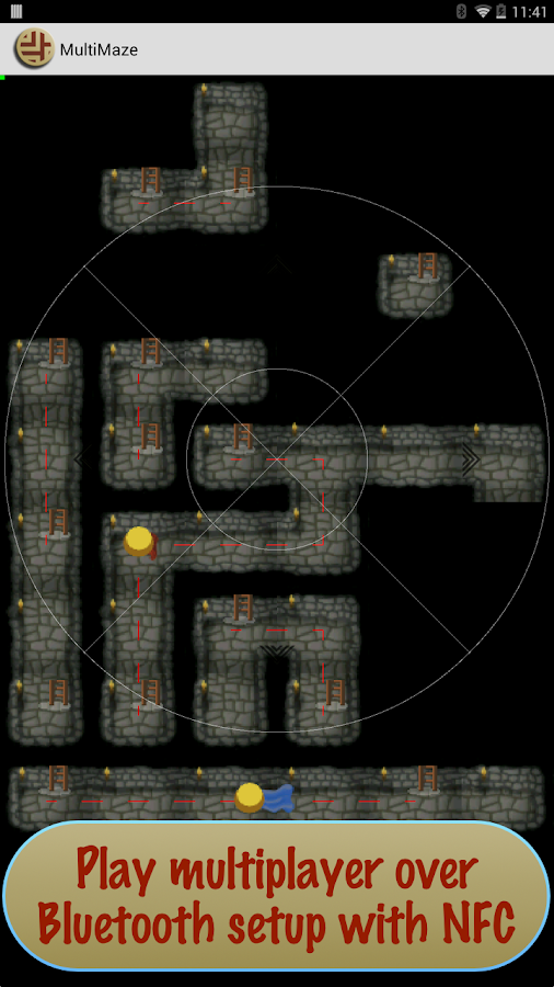 MultiMaze - screenshot