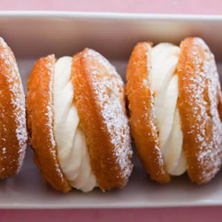 Basic Vanilla Pastry Cream.