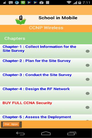 CCNP wúxiàn 642-732 CUWSS