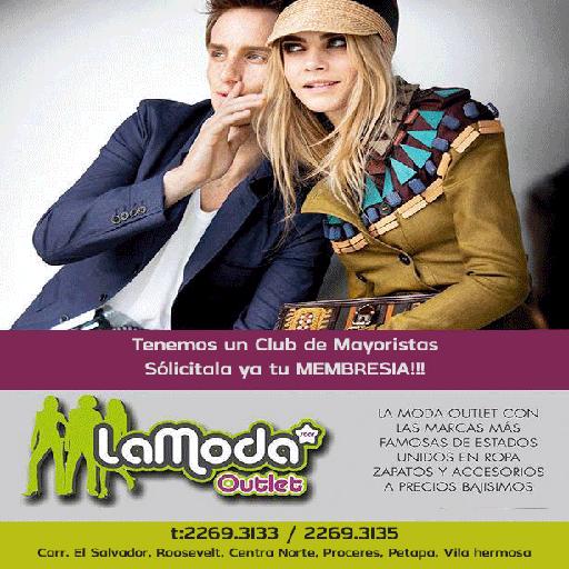 La Moda Outlet LOGO-APP點子