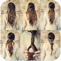 Easy Hairstyles with Braids icon