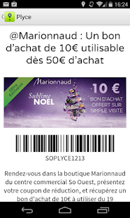 Plyce - Coupons, prix essence - screenshot thumbnail