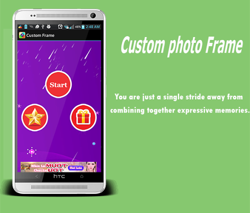 Custom Frame Photo Grid