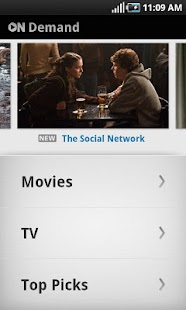 XFINITY TV Remote - screenshot thumbnail