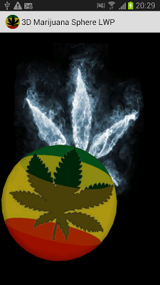 Marihuana Live Wallpaper - screenshot