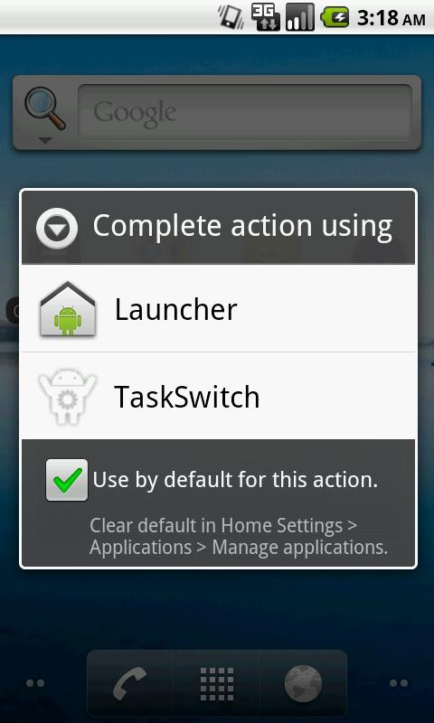 TaskSwitch- screenshot