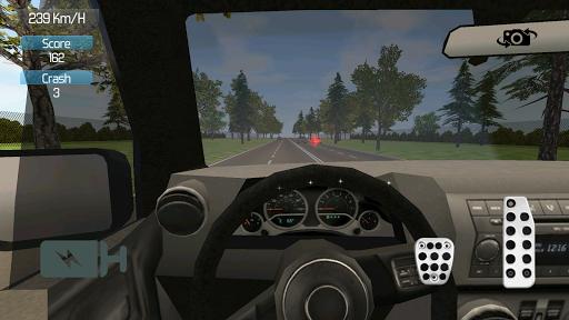 Forest Traffic Racer Nitro