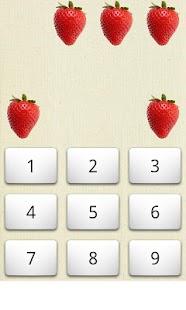 Counting Fruits- screenshot thumbnail