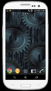 Animated Gears Live Wallpaper