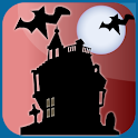 Spooky Hangman logo