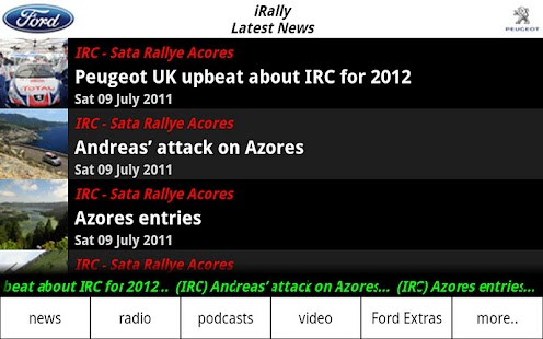iRally- screenshot thumbnail