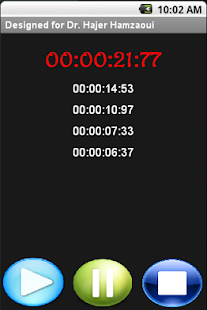 ChronoHaj - screenshot thumbnail