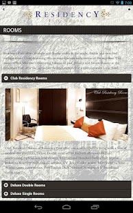 Residency Hotel Fort, Mumbai - screenshot thumbnail