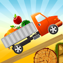 Happy Truck Explorer -- truck express racing game icon