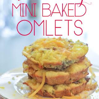 Mini Baked Omelets
