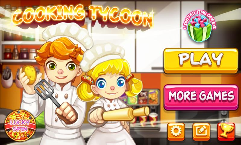 Image result for 3. Cooking Tycoon