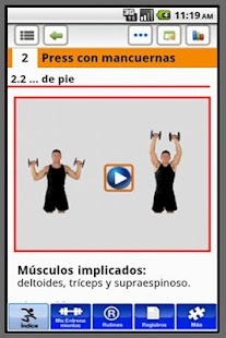 FitnessE- screenshot thumbnail