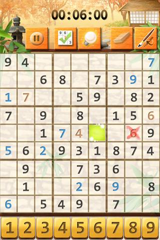 Sudoku Infinity - screenshot