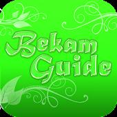 Bekam Guide